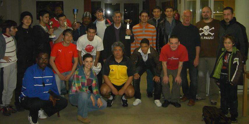 Hallenfussball Gruppe: